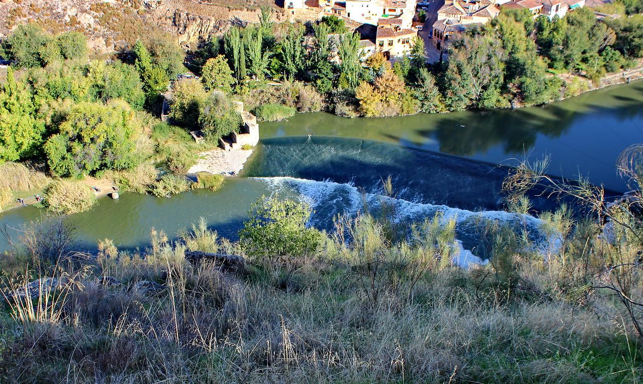 Tagus River Waterfall