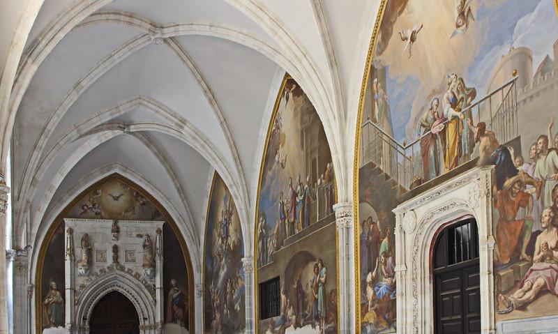 Cloister Murals