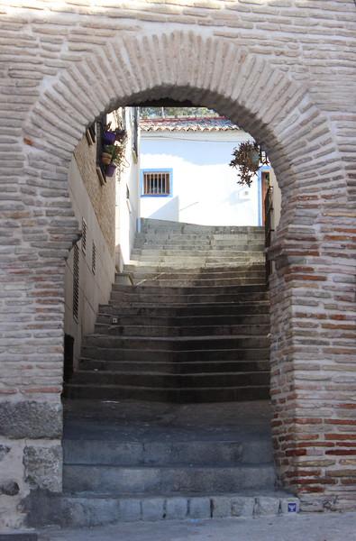 Steps Street