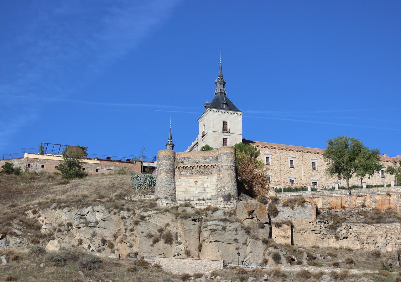 Alcazar Tower