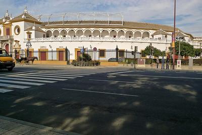 Plaza de Toros - Seville
