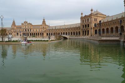 Espana Plaza - Seville