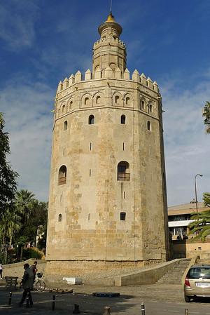 Torre de Oro - Seville