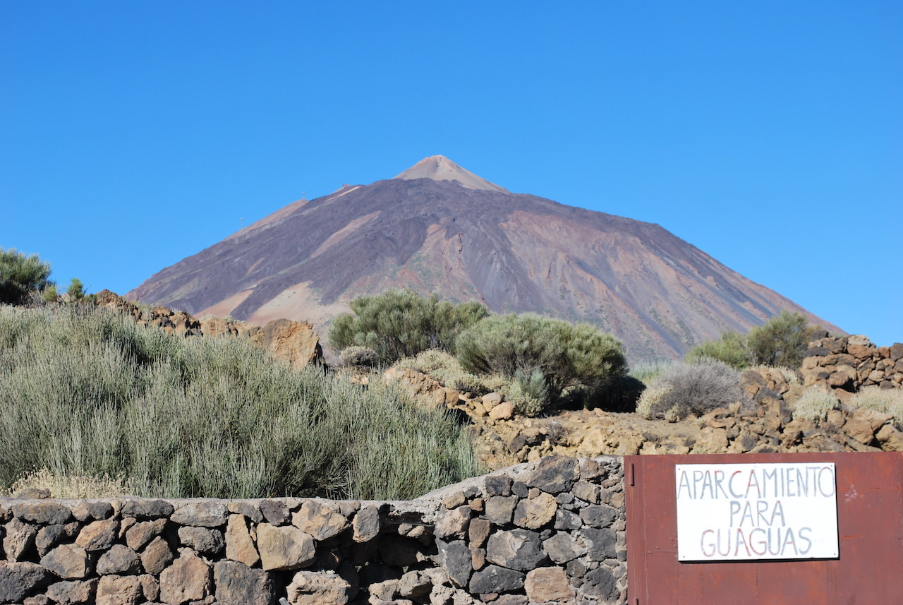 things to do on tenerife go to the national park