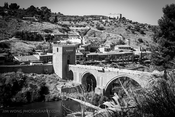 Puente de San Martín, Toledo