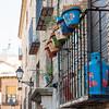 Flower pots, Toledo