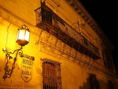 Palacio de la Rambla, Ubeda