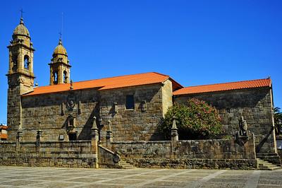 Church, Vigo, Spain