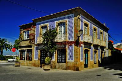 Spanish architecture, Vigo, Spain