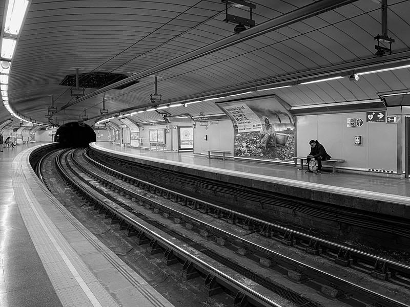 Metro Puerto de Toledo