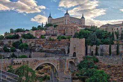 'Alcazar Toledo'