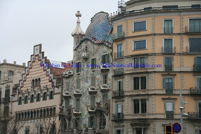 Barcelona Spain Feb 2017