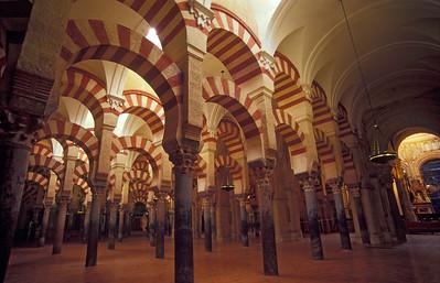 La Mezquita Cathedral, Cordoba