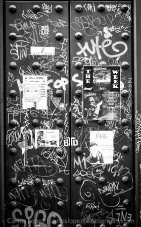 Door, Cuesta de San Gregorio