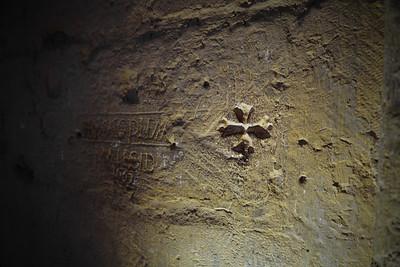Alcazar Carvings