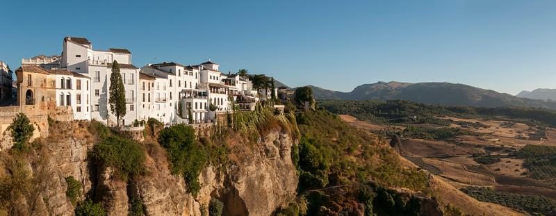 Landscape with El Tajo Gorge, Ronda
