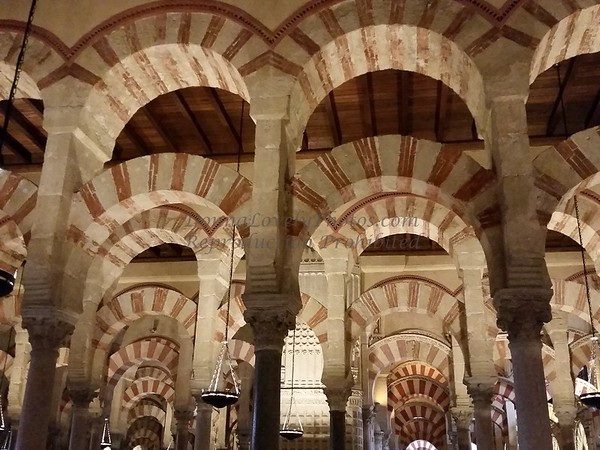 Mezqita de Cordoba, Mosque