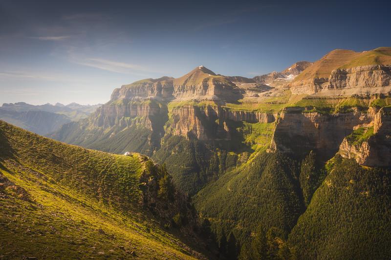 Ordesa Valley View