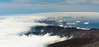 Above the clouds on Mt. Teide.