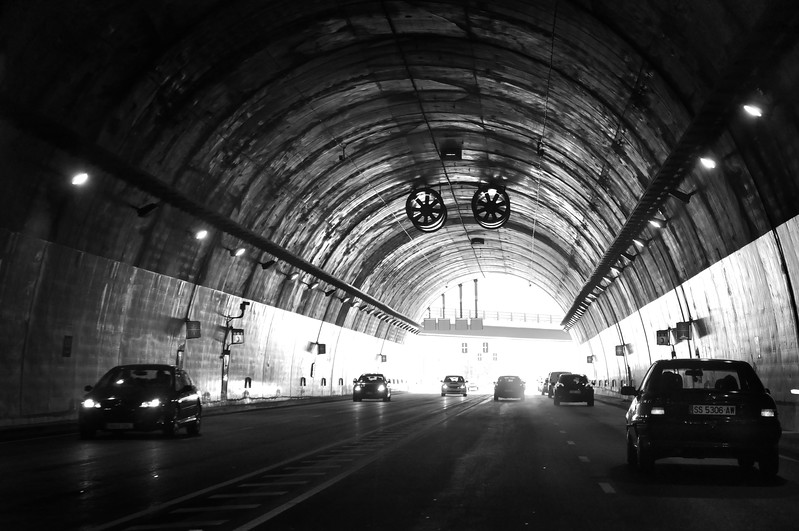 A Tunnel through the Pyrenees. 2011.