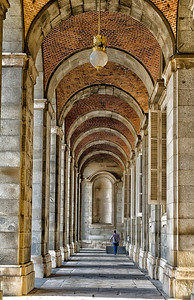 Arches at Royal Palace II