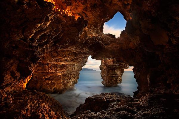 Cova dels Arcs - Photo PB0371