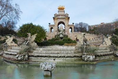 Barcelona Ciutadella Park