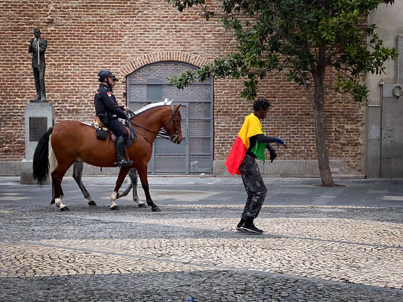 La Caballeria de Senegal