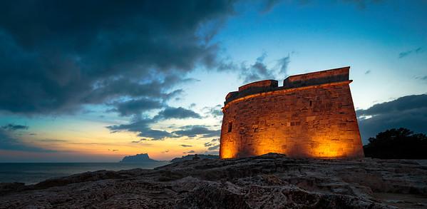 Castell de Moraira PB2996