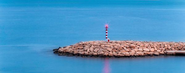 Moraira Harbour Lightbeacon PB2970