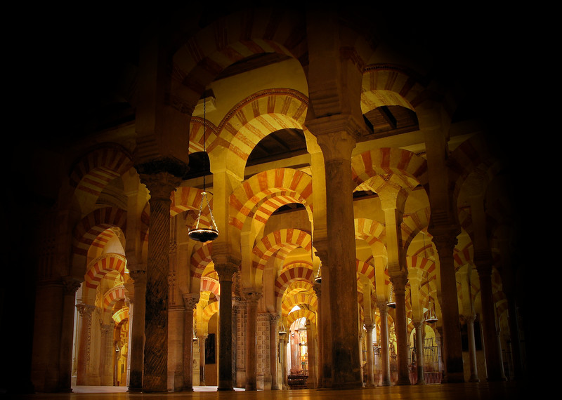 The Mosque–Cathedral of Córdoba. 2011.