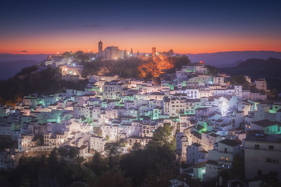Casares City Lights