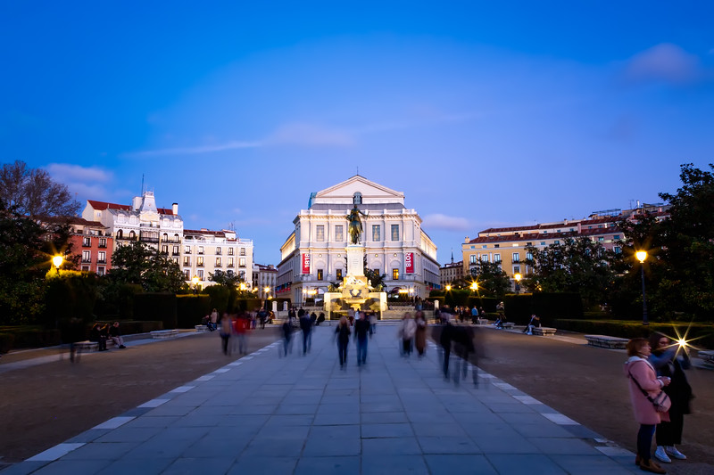 Teatro Real & Philip IV of Spain