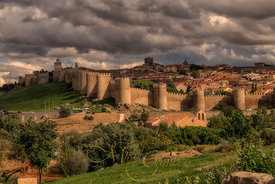 'The Walls of Avila'