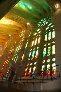 Stained Glass Sagrada