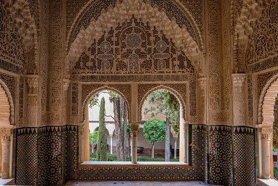 The Alhambra, Spain