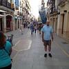 main shopping street (no cars)