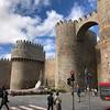 Avila,  old city main entrance gate
