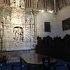 Sacristi (where the priests change clothes)
