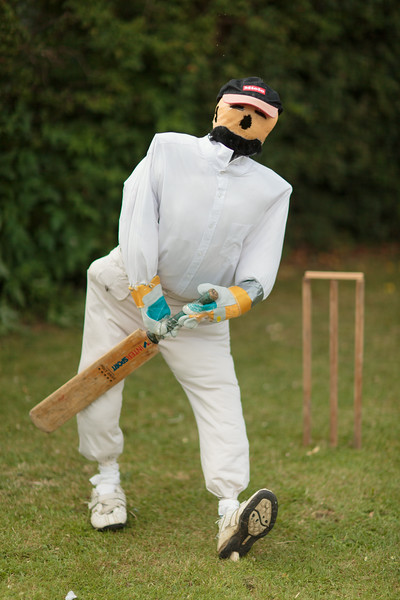 W G Grace comes to Spaldwick (Stow Road)