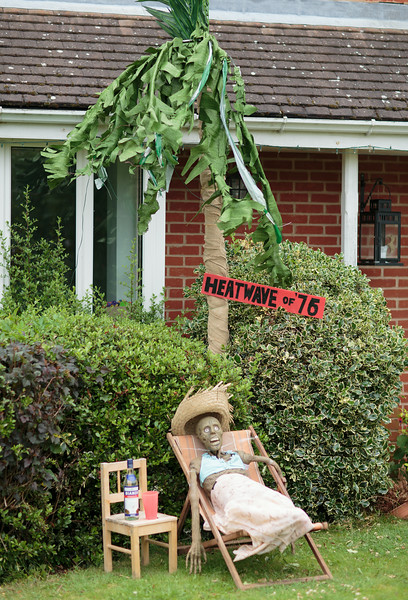 Heatwave of '76 (3 Ivy Way)
