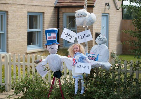 Mad Hatter's Boston Tea Party