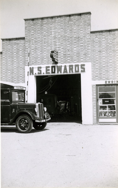 Old Spaldwick Garage