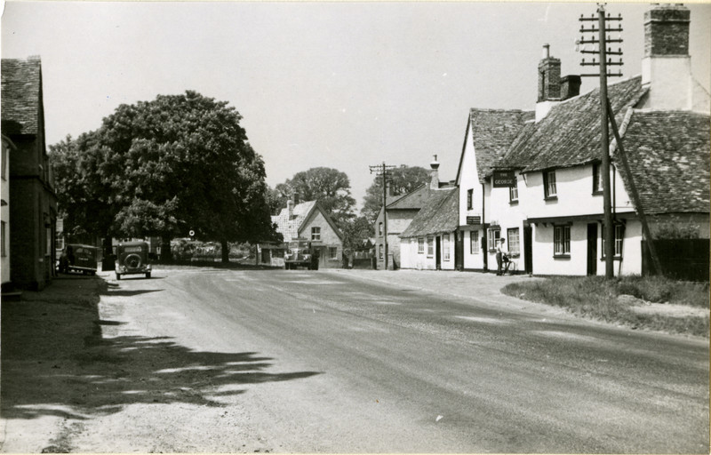 High Street Spaldwick
