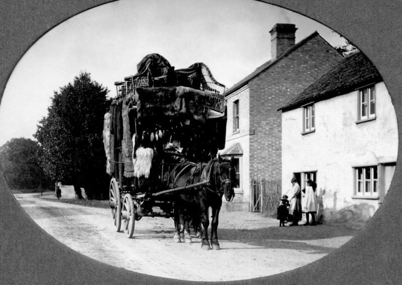 Manse removals (Rev Holland). Provided by Elizabeth Smith