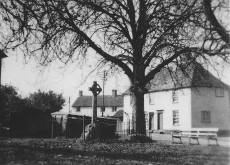 Spaldwick Green in 1957