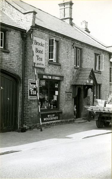 Walton Stores Spaldwick
