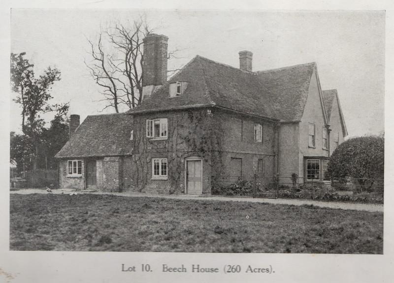 Beech House (1918)