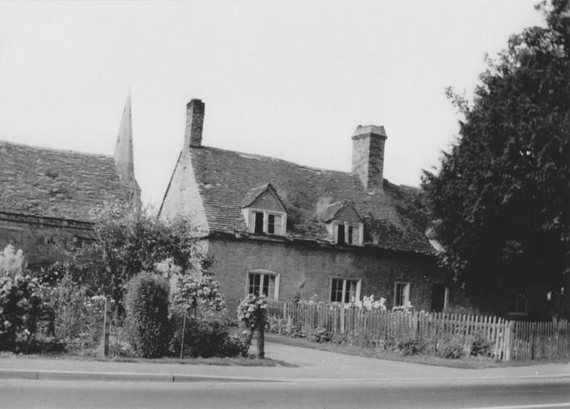 Cottage opposite Hazel Cottage