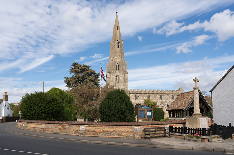 Kimbolton Church